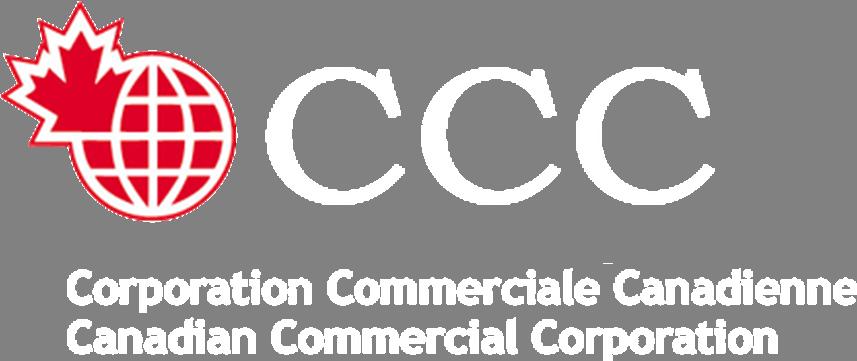CCC - Logo - White - French
