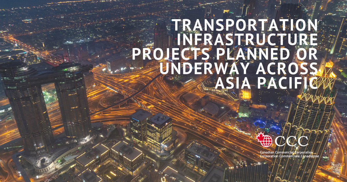 Asian Transport Infrastructure