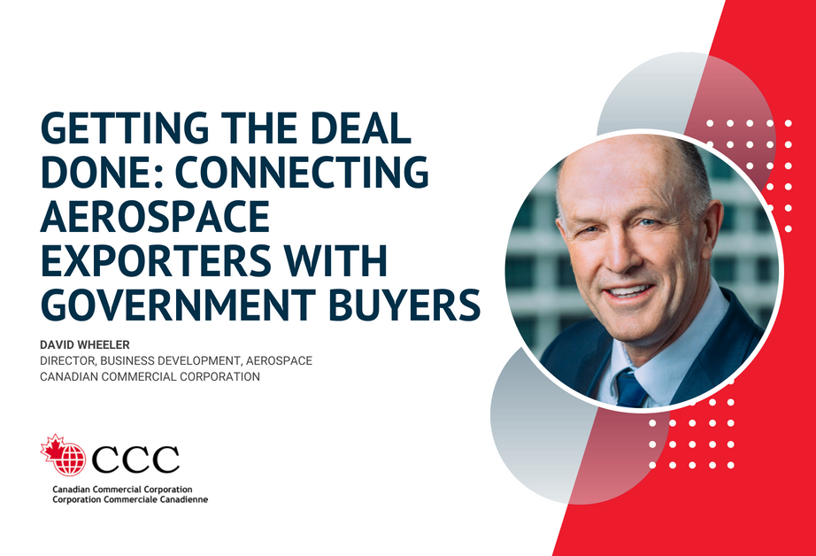 EN - Connecting aerospace exporters with government buyers