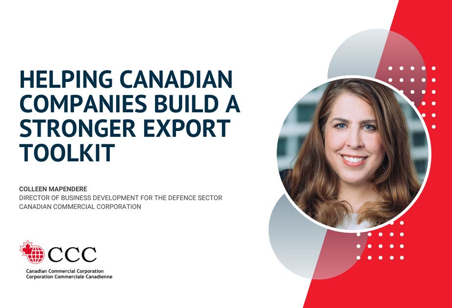 EN - Helping companies build a stronger export toolkit