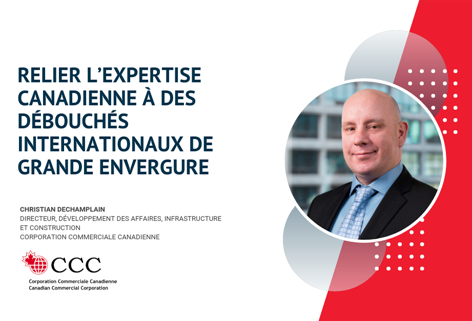FR - Connecting Canadian expertise to massive global opportunities