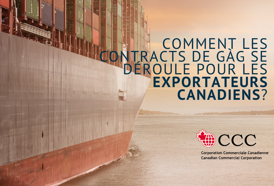 FR - How G2G contracting works for Canadian exporters?