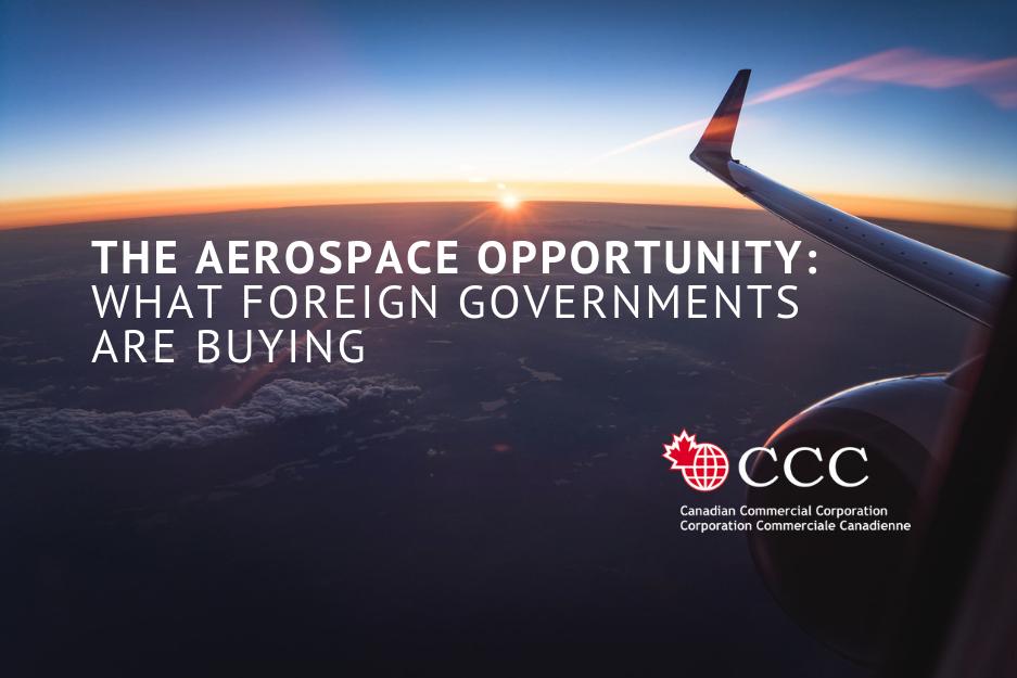The aerospace opportunity - en