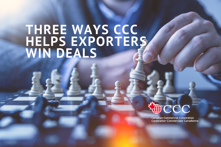 Three ways CCC helps exporters win deals - EN