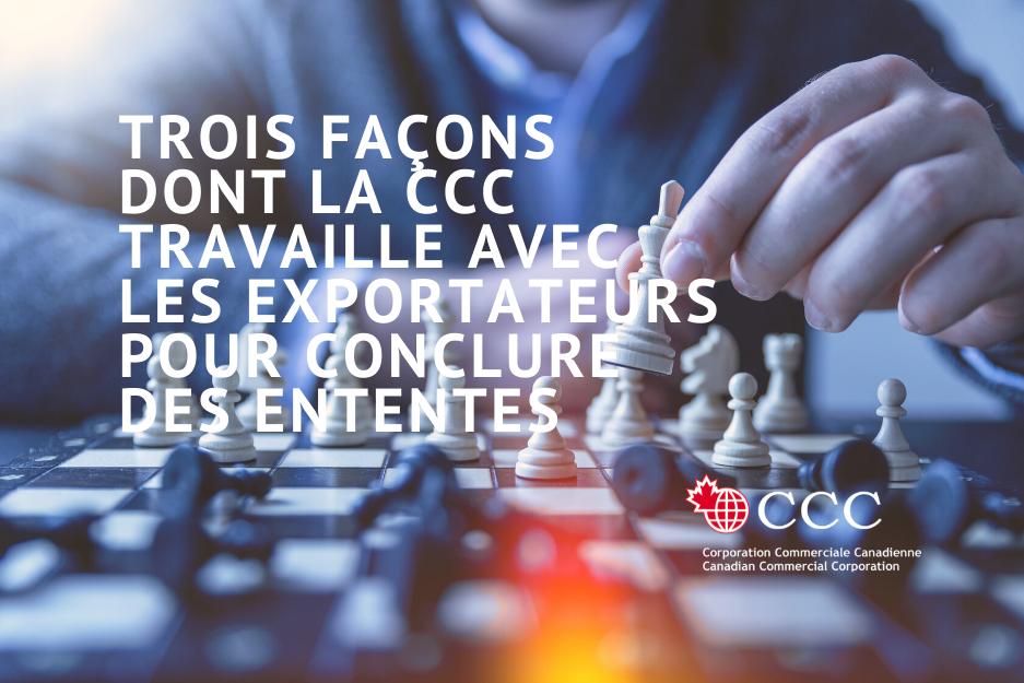 Three ways CCC helps exporters win deals - FR