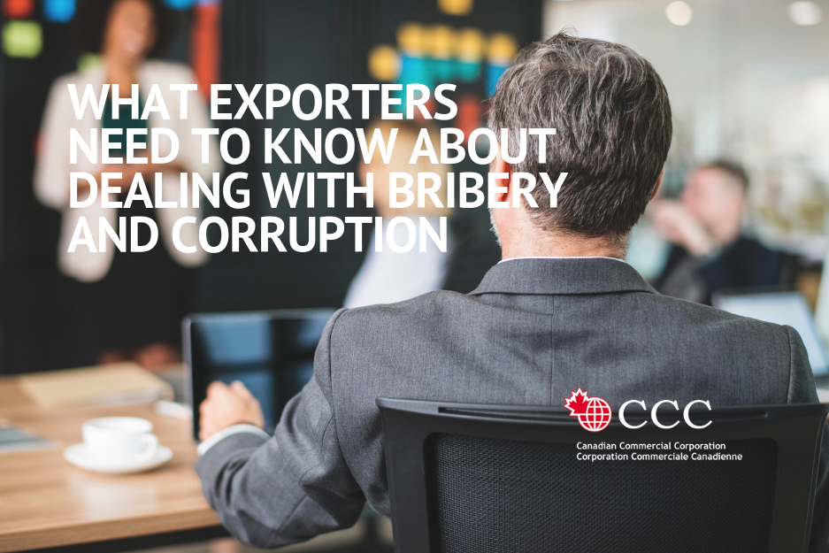 What exporters need to know about dealing with bribery and corruption - EN
